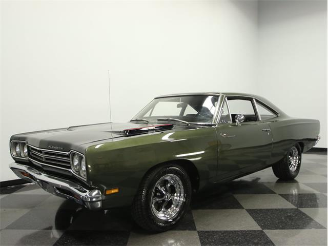1969 Plymouth Road Runner | 908357