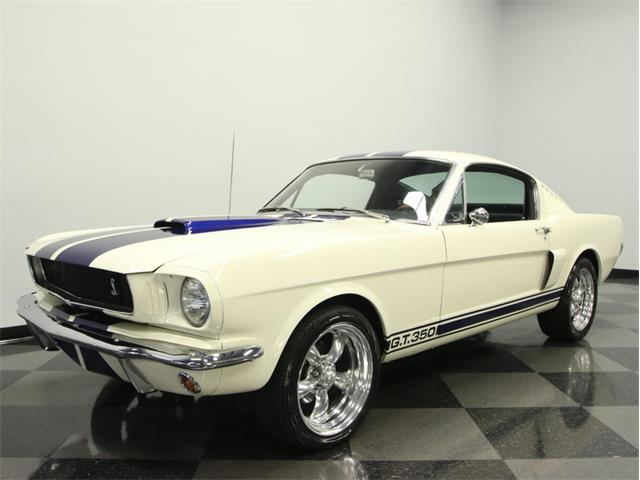 1965 Ford Mustang Shelby GT350 Tribute | 908358