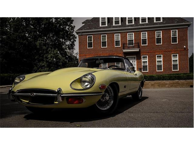 1971 Jaguar E-Type | 908377