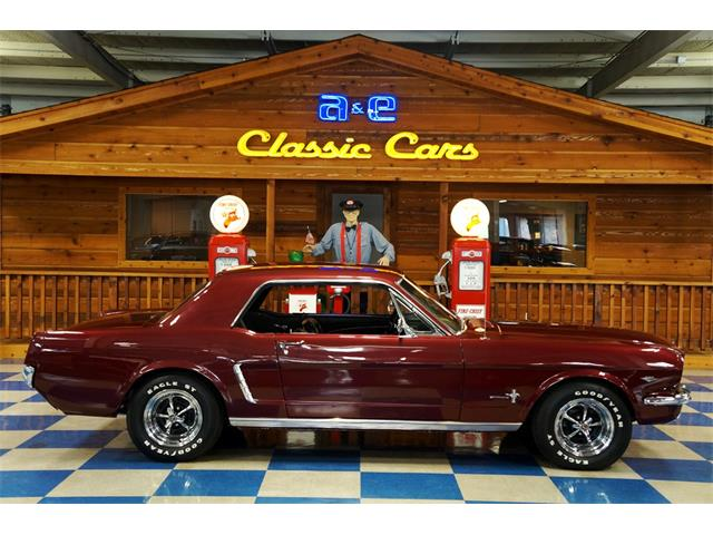 1965 Ford Mustang | 908378