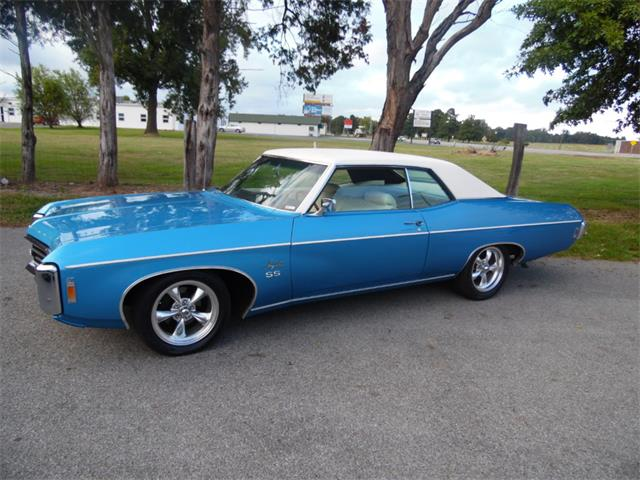 1969 Chevrolet Impala SS | 908387