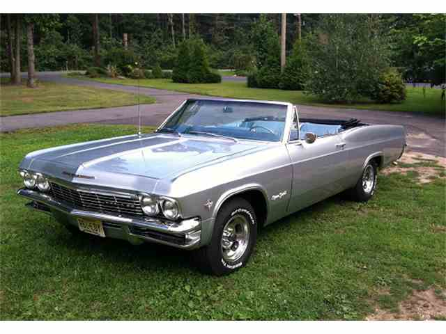 1965 chevrolet impala ss for sale cc 895941. Black Bedroom Furniture Sets. Home Design Ideas