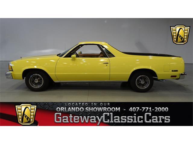1981 Chevrolet El Camino | 900840