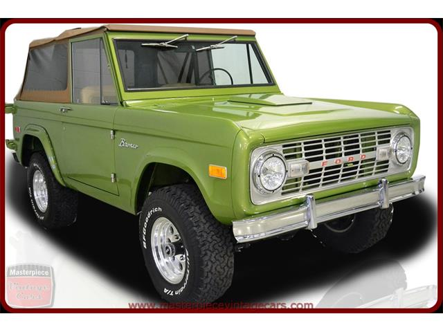 1974 Ford Bronco | 908407