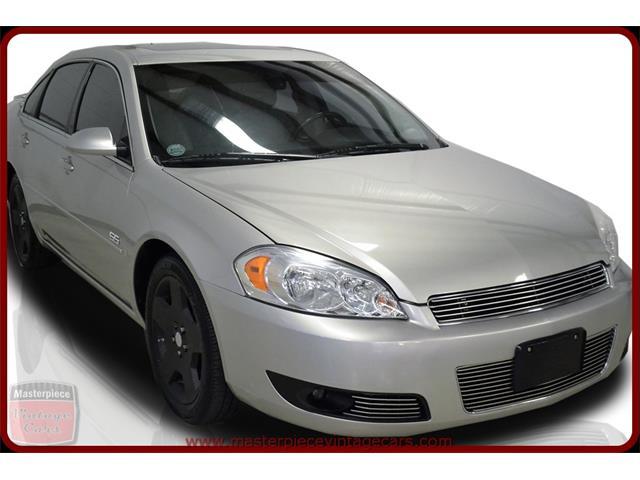 2007 Chevrolet Impala SS | 908409