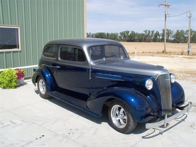 1937 Chevrolet 2-Dr Sedan | 908418