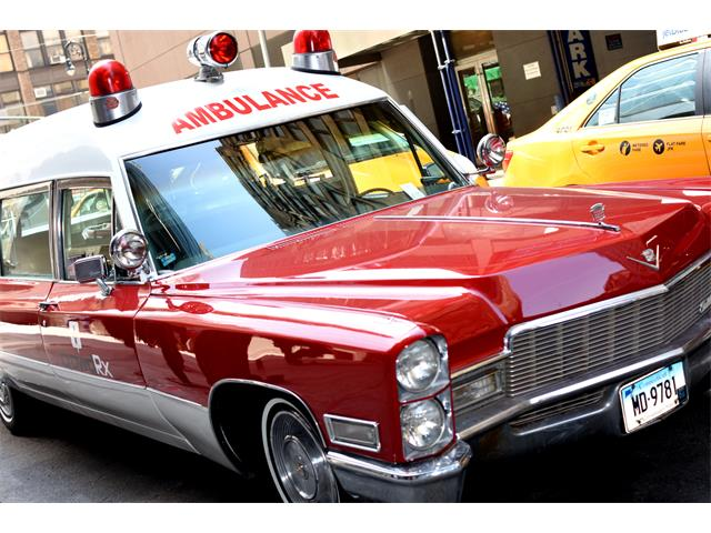 1968 Cadillac Ambulance | 908421