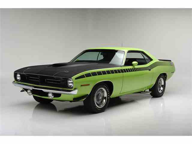 1970 Plymouth Cuda | 908426