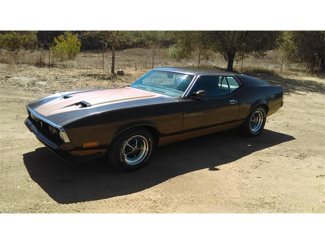 1971 Ford Mustang | 908429