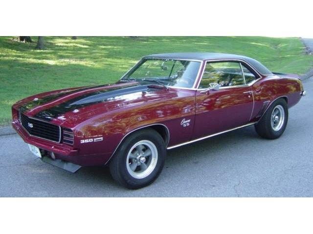 1969 Chevrolet Camaro | 900844