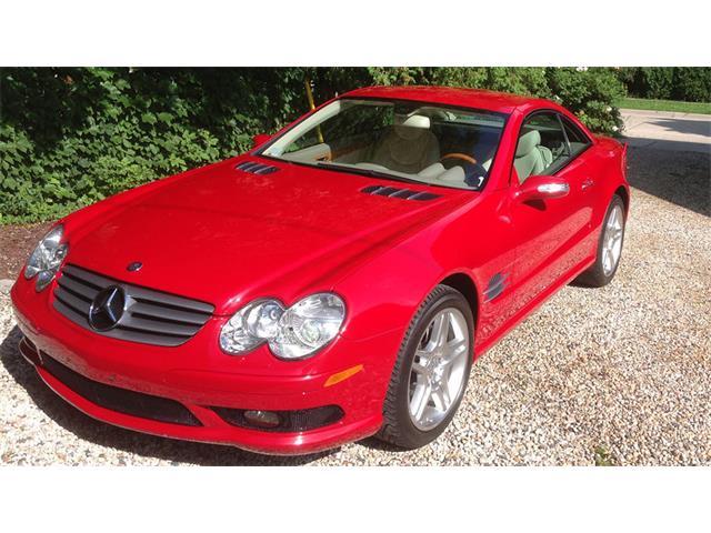 2006 Mercedes-Benz SL500 | 908451
