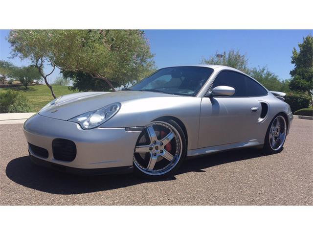 2002 Porsche 911 Turbo | 908461