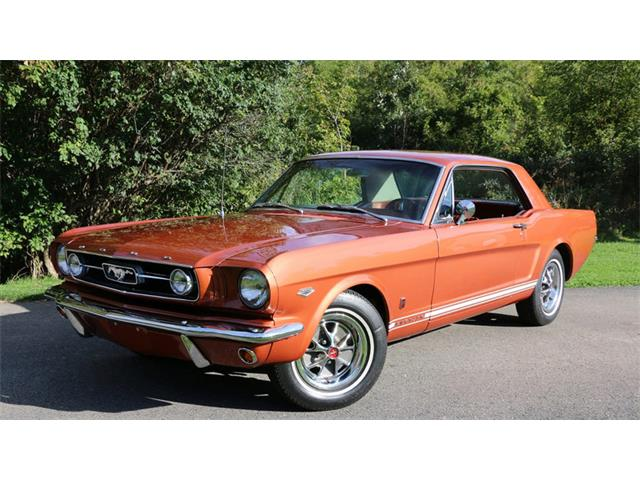 1966 Ford Mustang GT | 908462