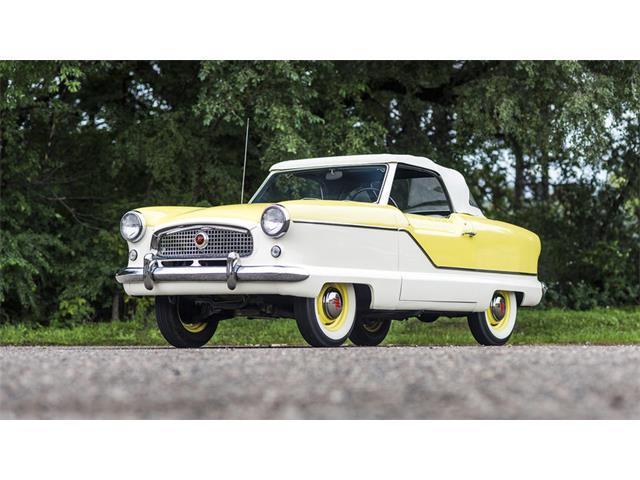 1958 Nash Metropolitan | 908465