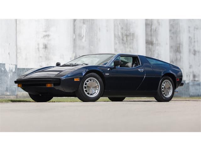 1975 Maserati Bora   908482
