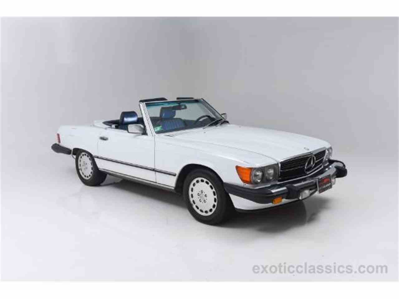 1989 Mercedes-Benz 560 for Sale - CC-908516