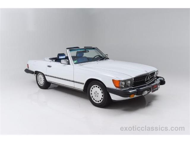1989 Mercedes-Benz 560 | 908516
