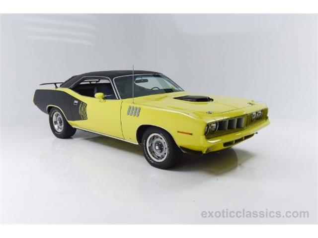 1971 Plymouth Barracuda | 908517