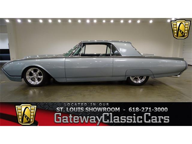 1962 Ford Thunderbird | 900852