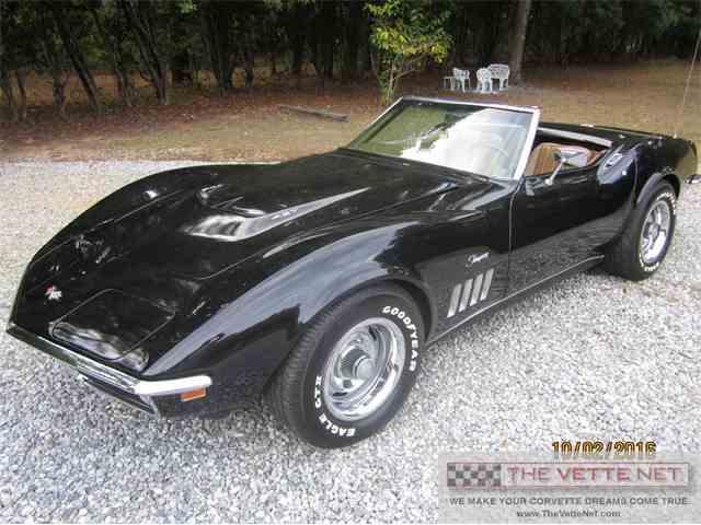 1969 Chevrolet Corvette | 908536