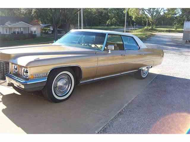 1972 Cadillac Seville | 908540