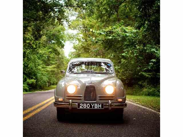 1962 Saab 95 Wagon | 908569