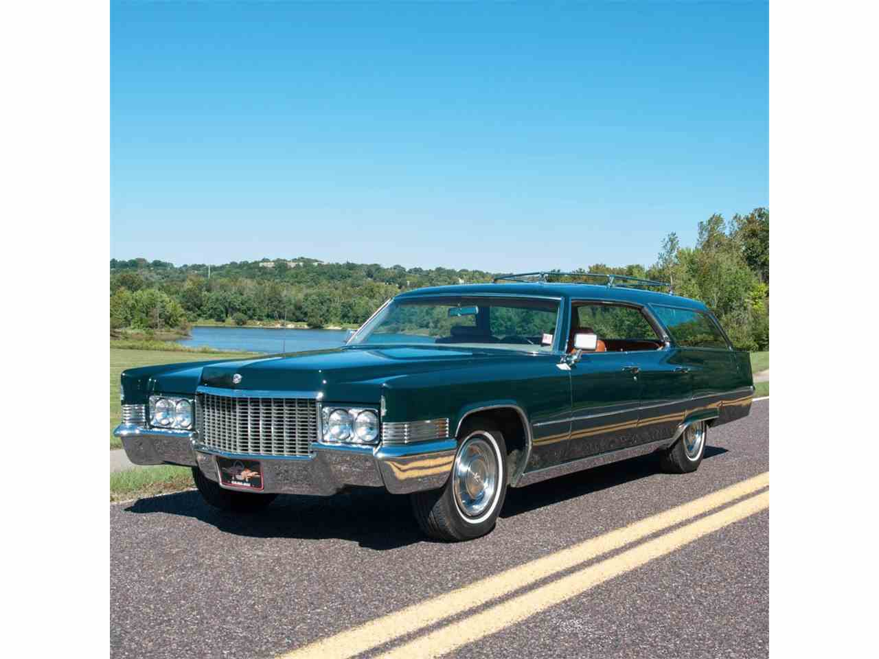 for sale 1969 cadillac deville wagon in st louis missouri. Cars Review. Best American Auto & Cars Review