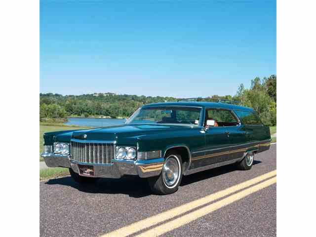 1969 Cadillac DeVille Wagon | 908571