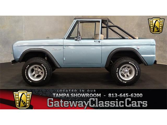 1966 Ford Bronco | 900858