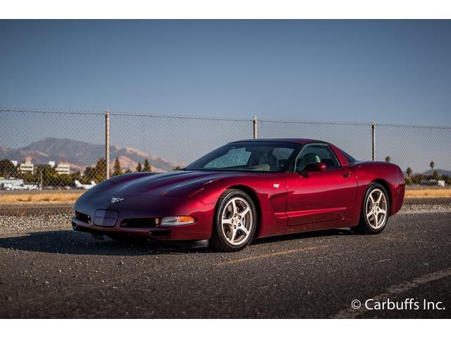 2003 Chevrolet Corvette | 908590