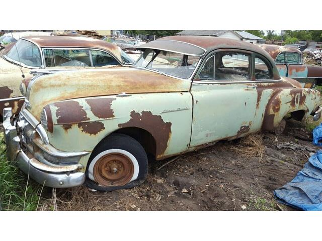 1950 Pontiac 2dr Post | 900860