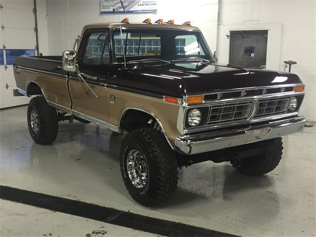 1975 Ford Ranger | 908603