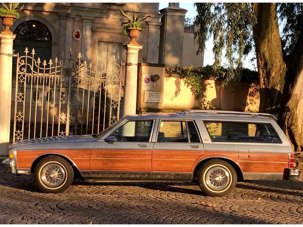 1987 Chevrolet Caprice for Sale - CC-908609