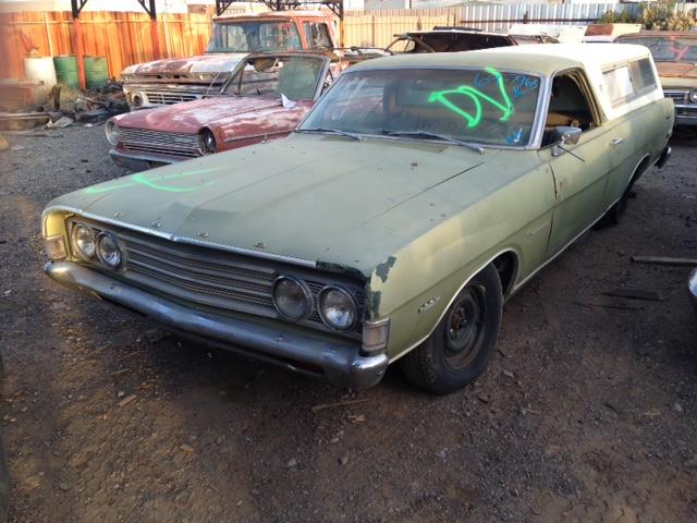 1969 Ford Ranchero | 908617