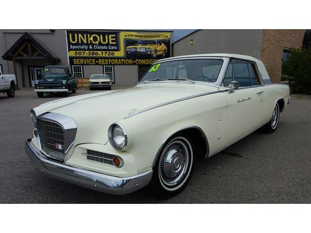 1963 Studebaker Golden Hawk | 900862