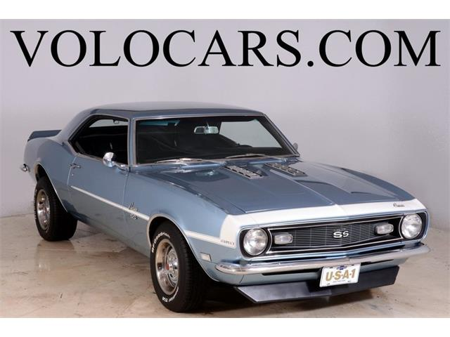 1968 Chevrolet Camaro Ss For Sale On Classiccars Com 38