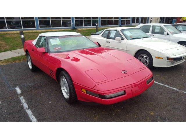 1992 Chevrolet Corvette | 908663
