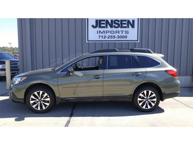 2015 Subaru Outback 2.5i Limited w/Moonroof/KeylessAccess/Nav/EyeSight | 908680