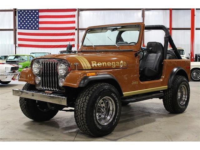 1980 Jeep CJ7 | 908684