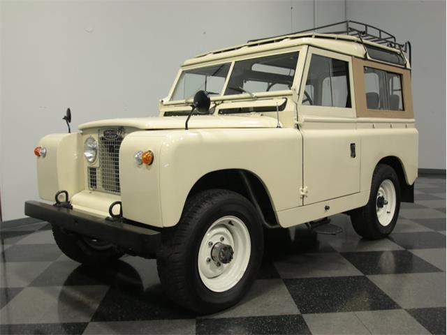 1968 Land rover Series IIA Defender 88 | 908687