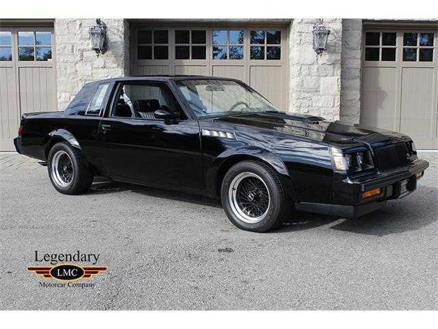 1987 Buick GNX | 900869