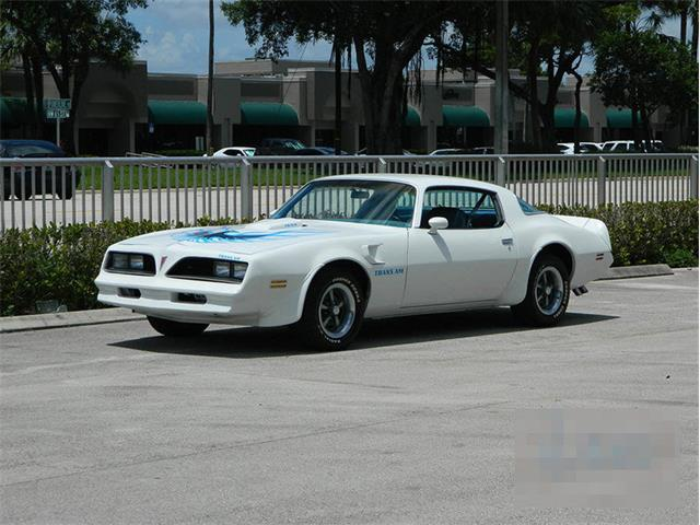 1978 Pontiac Firebird Trans Am | 908712
