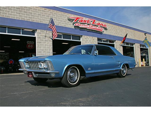 1963 Buick Riviera | 908714