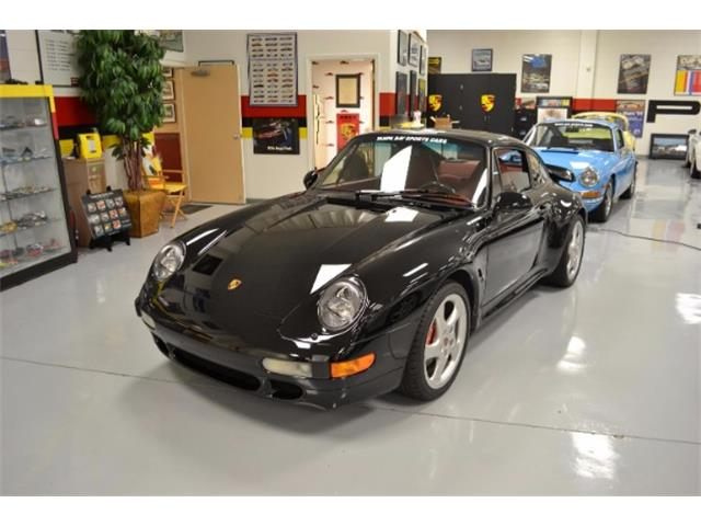 1997 Porsche 993/911 Turbo | 908715