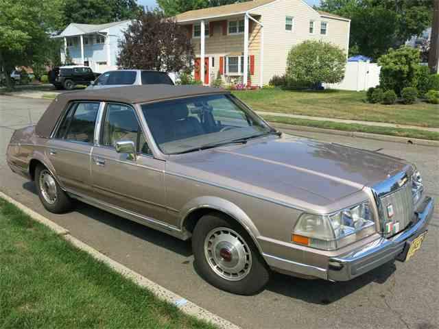 1986 Lincoln Continental | 908719