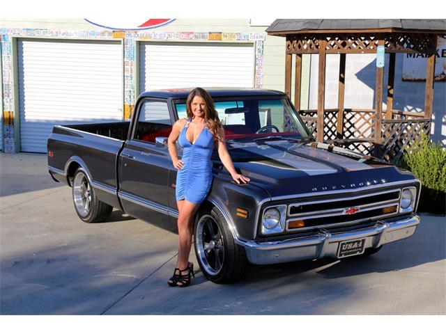 1968 Chevrolet C/K 10 | 908729