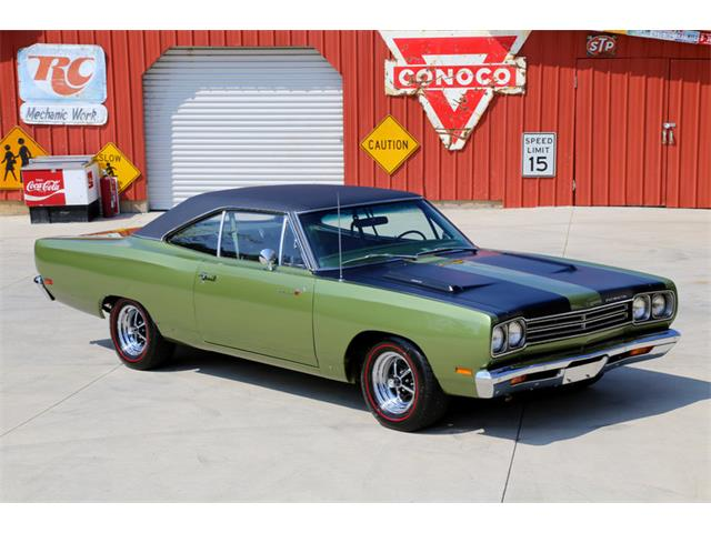 1969 Plymouth Road Runner | 908732