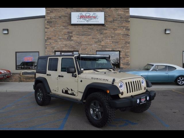 2011 Jeep WranglerUnlimited Rubicon | 908736