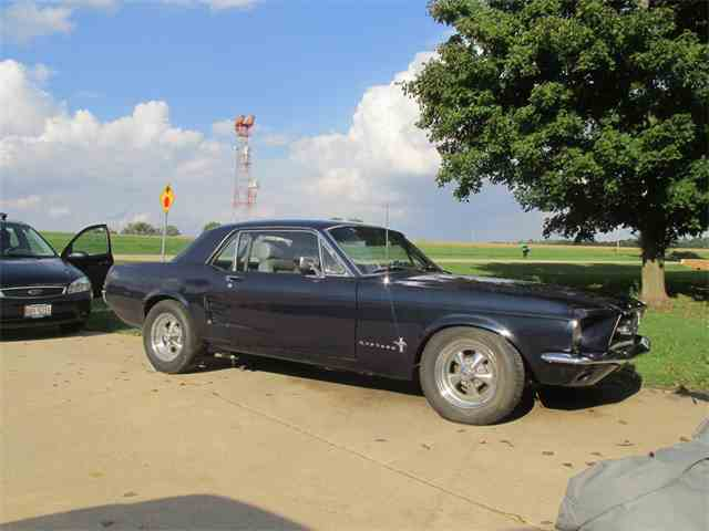1967 Ford Mustang | 908752