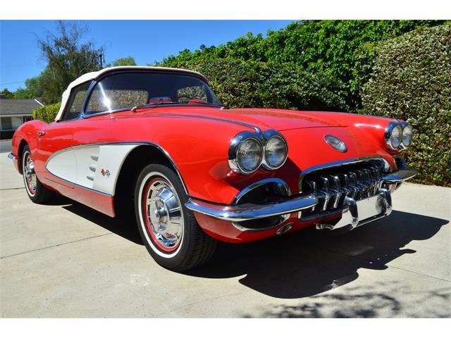 1960 Chevrolet Corvette | 908753